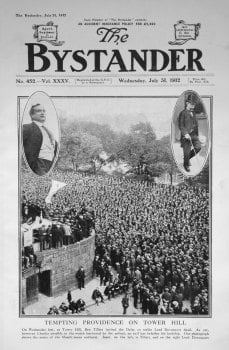 The Bystander July 31st 1912.