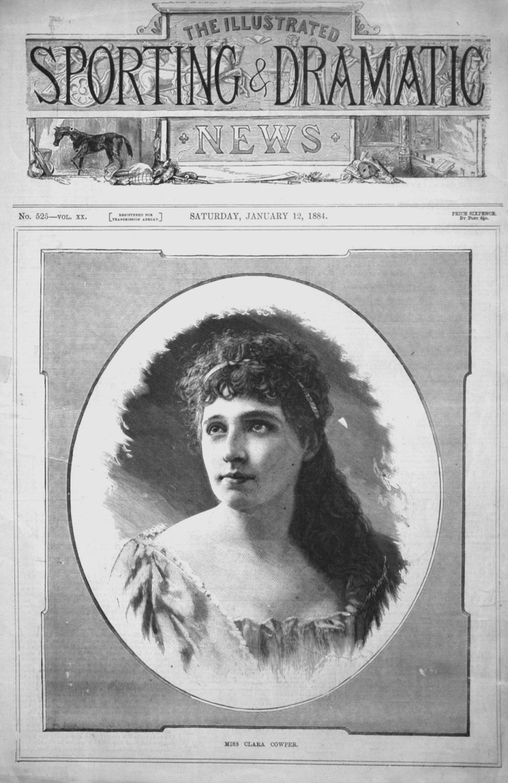Miss Clara Cowper.
