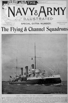 Navy & Army Illustrated. January 17th 1896. (Special No)
