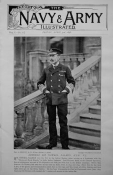 Navy & Army Illustrated, April 3rd 1896.