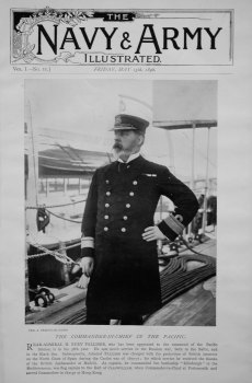 Navy & Army Illustrated, May 15th 1896.