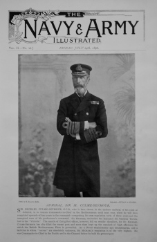 Navy & Army Illustrated, July 24th 1896.