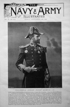 Navy & Army Illustrated, September 18th 1896.