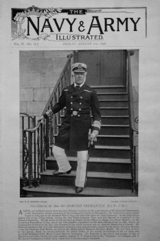 Navy & Army Illustrated, August 21st 1896.