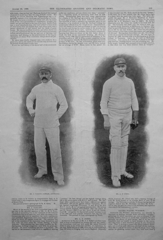 Cricket. 1899