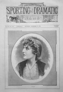 """Coralie."" 1882"