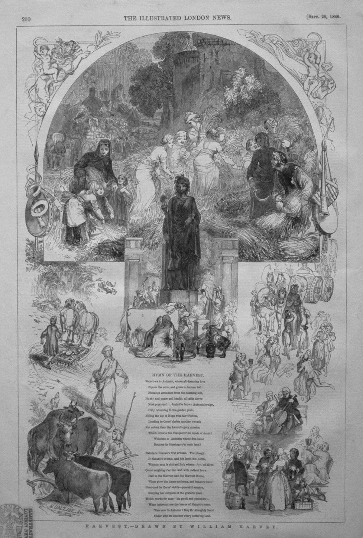 Harvest. 1846
