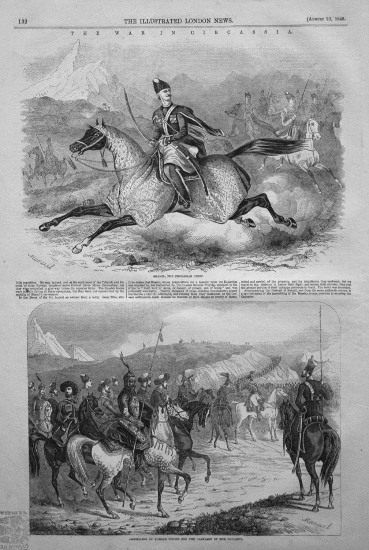 The War in Circassia. 1846