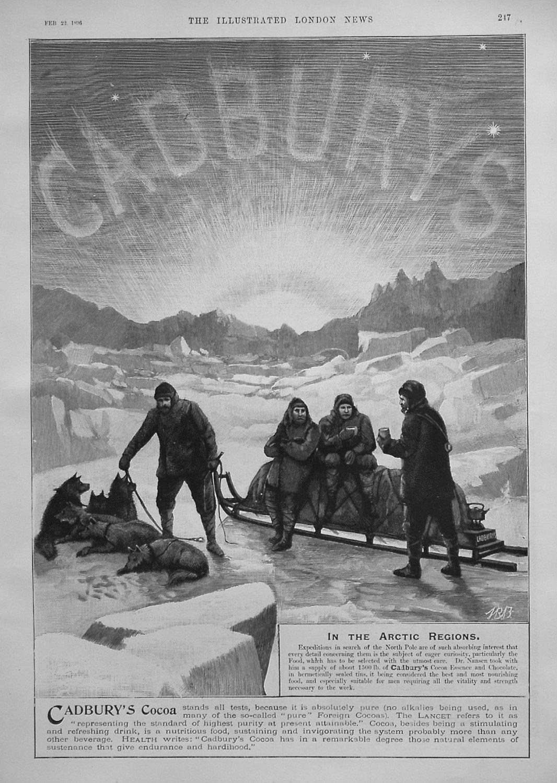 Cadbury's. 1896
