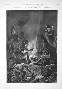 Battles of the British Army, No. XVI. - Busaco.