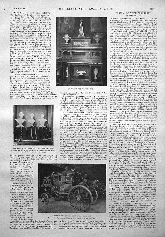 Vienna Congress Exhibition.