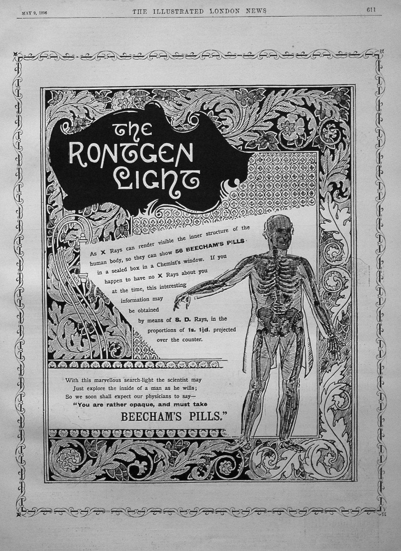 Beecham's Pills. 1896