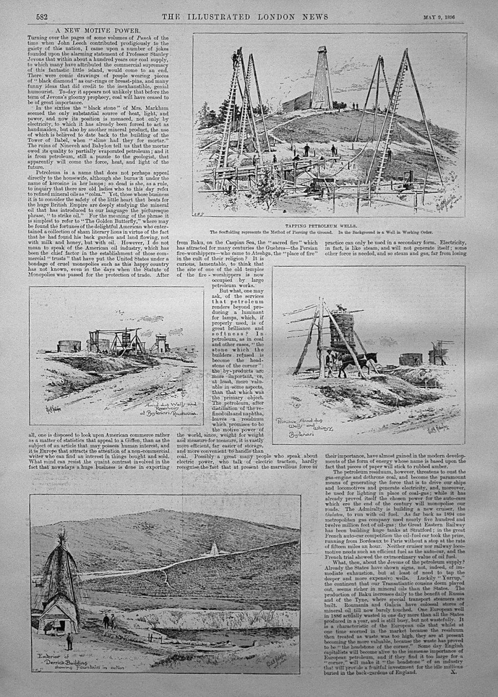 A New Motive Power. 1896