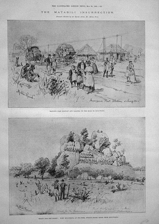 The Matabili Insurrection. 1896