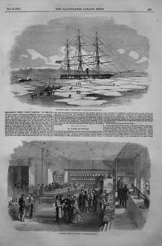 The Baltic Fleet.- H.M.S.