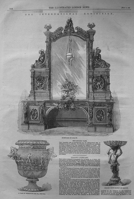 The International Exhibition. 1862