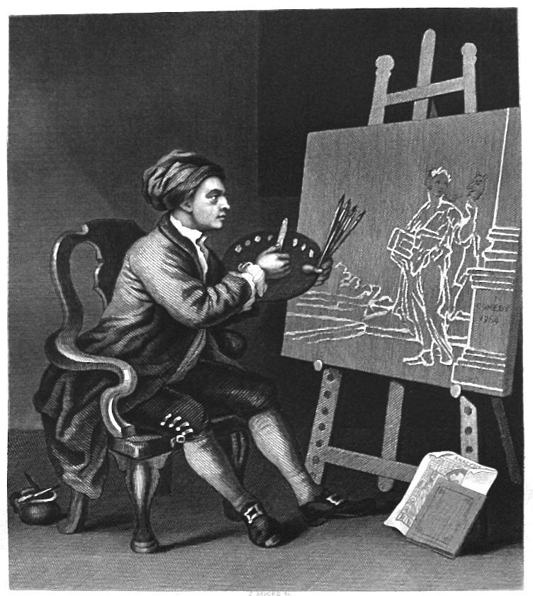 W. Hogarth. 1890
