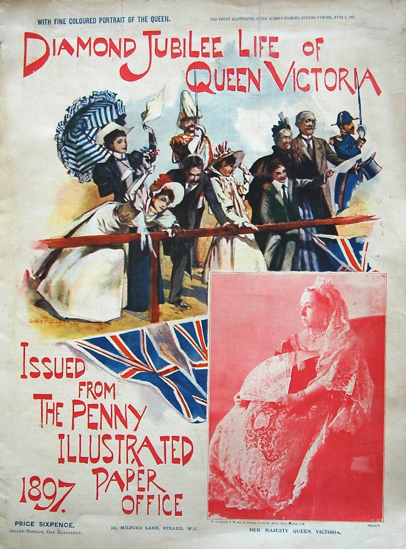 Diamond Jubilee Life of Queen Victoria. 1897