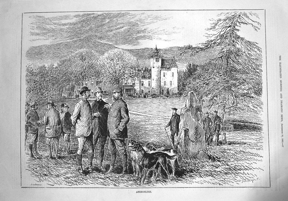 Abergeldie. 1882