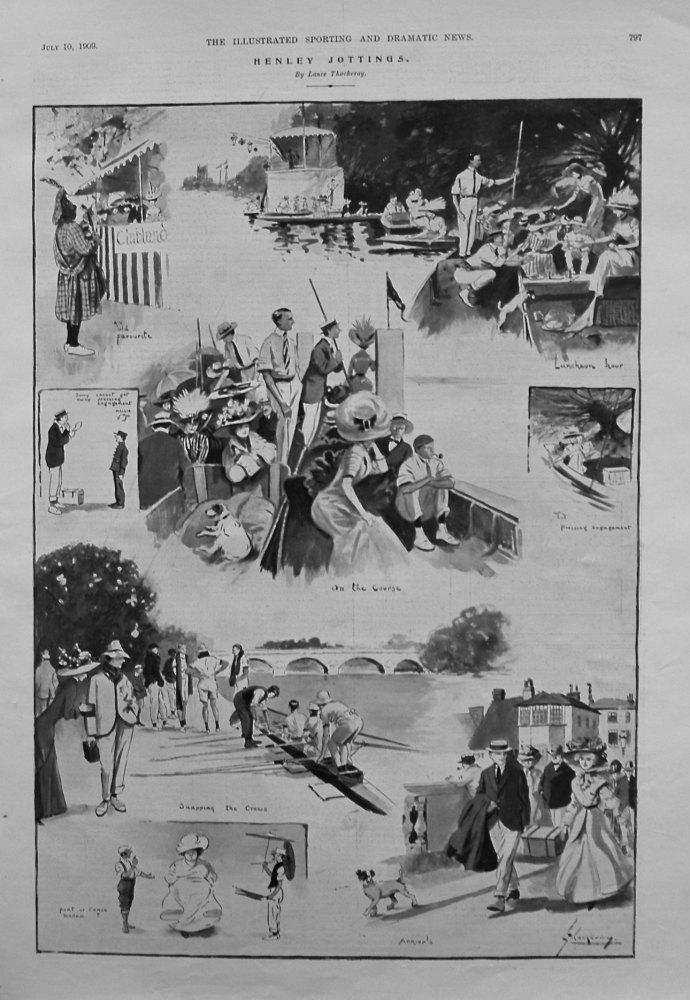 Henley Jottings. 1909