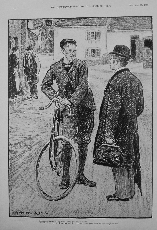 Gunning King. 1899