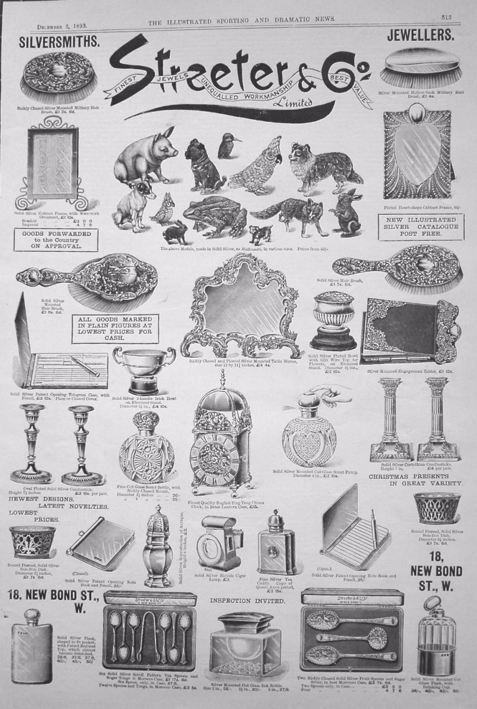 Streeter & Co. Ltd. 1899