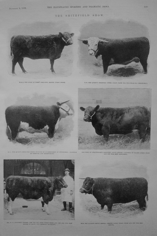 The Smithfield Show. 1899