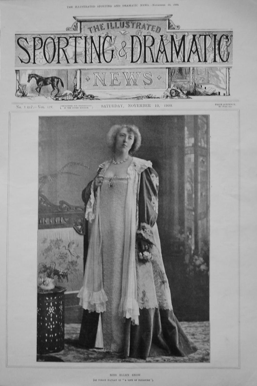 Miss Ellen Snow (as Norah Hanlan in