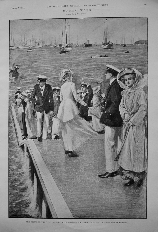 Cowes Week. 1909