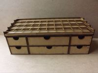 40 Pots tier style for Revell Aqua Colour and storage drawers