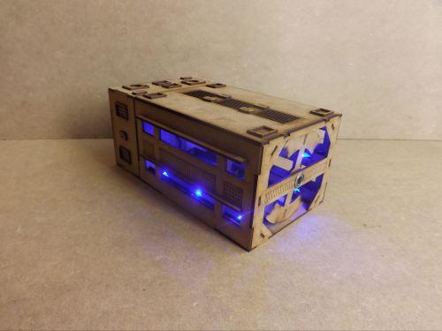 Mobile Reactor