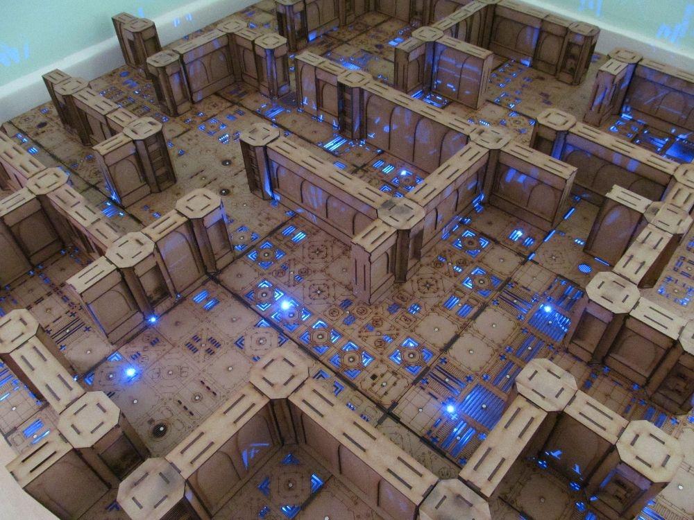 Maze Of The Dead Wargame Model Mods Shop