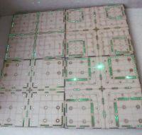1 base Cyberspace corridors Gaming board.