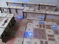 8x4 Labyrinth Dungeon board.