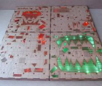 4x4 Nuclear Vault Gaming board.