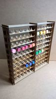 paint stand 120 bottles