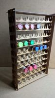 paint stand 70 bottles