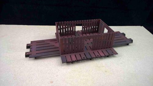 Bridges + platform