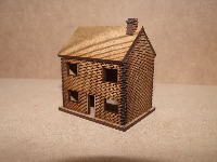 10mm Wargame Buildings