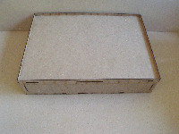 Wargaming Model Storage Cases and trays