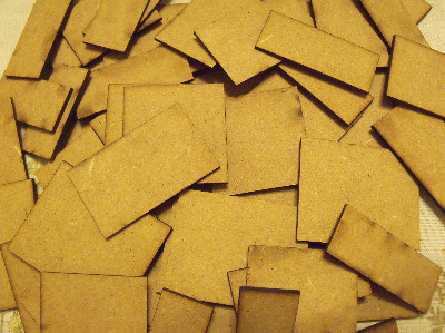 30x30mm Bases (15 pack)