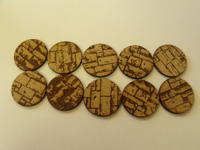 10x25mm worn paths