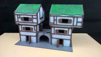 28mm Fantasy Buildings