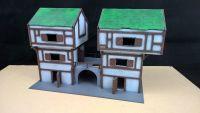 28mm Fantasy Buildings