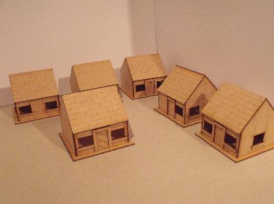 Cottage Bundle