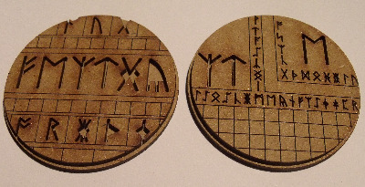 2x60mm Ancient Runes
