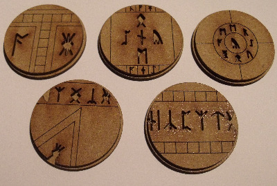5x40mm Ancient Runes