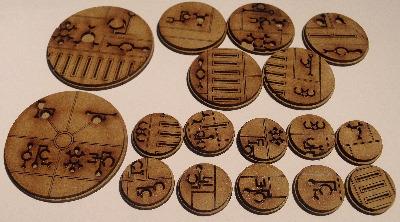 Scenic base Alien rune bases