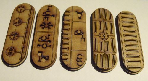 75x25mm for bikes or cavalry