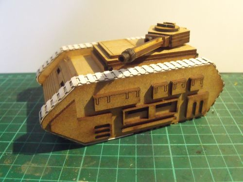 Run About Troop transport / light tank